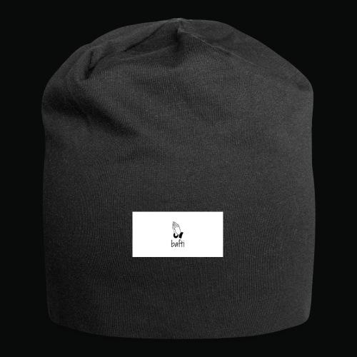 bafti hoodie - Jersey-Beanie