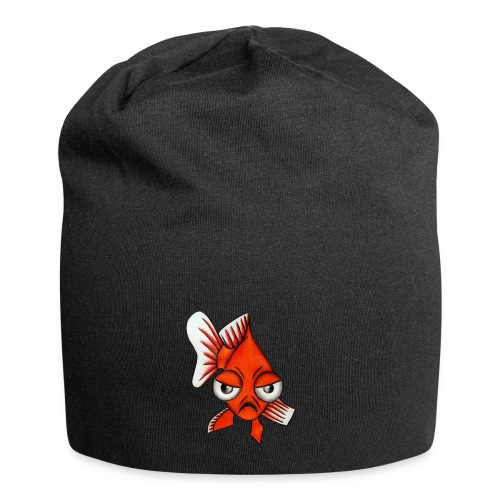 Angry Fish - Bonnet en jersey