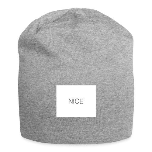 nice - Jersey-Beanie