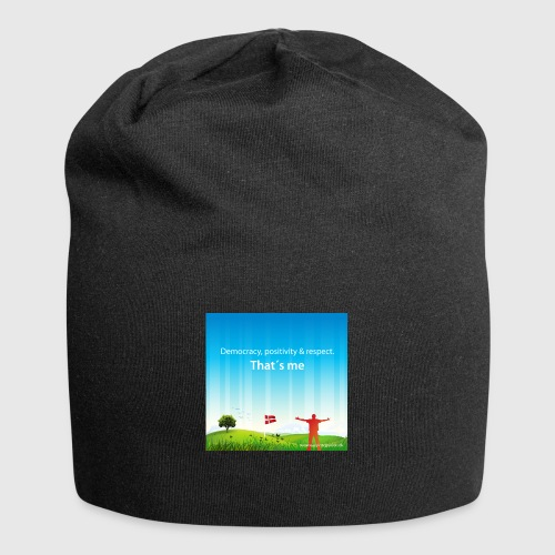 Rolling hills tshirt - Jersey-Beanie