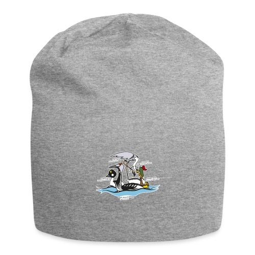 Birds of a Feather - Jersey Beanie
