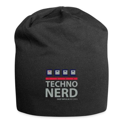 Techno Nerd - Jersey Beanie