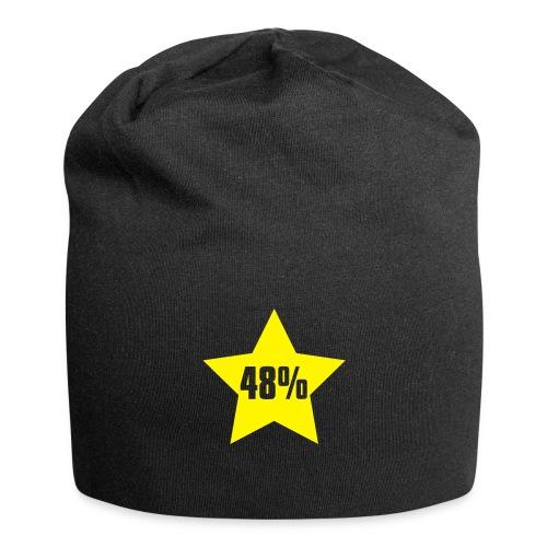 48% in Star - Jersey Beanie