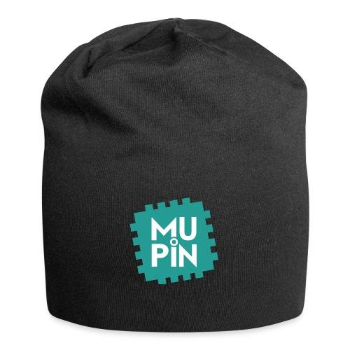 Logo Mupin quadrato - Beanie in jersey