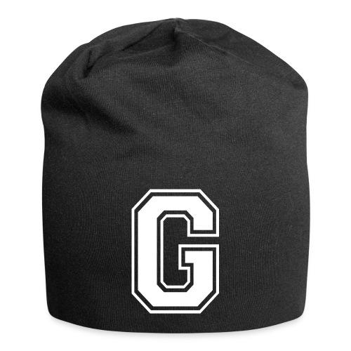Grime Apparel G Grey Shirt. - Jersey Beanie