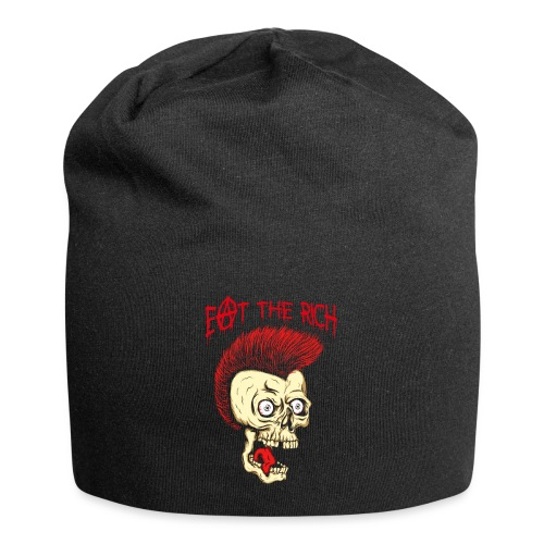 Eat The Rich (For Dark Shirts) - Jersey-Beanie
