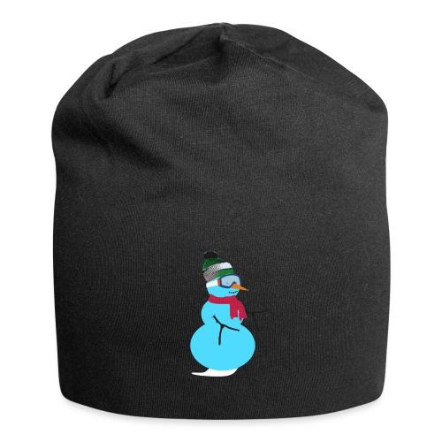 Snowboarding snowman - Jersey-pipo