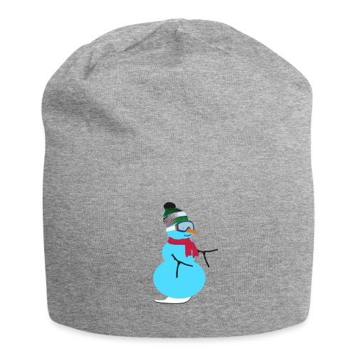 Snowboarding snowman - Jersey-pipo