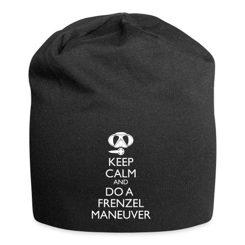Keep calm and Frenzel - Jersey-Beanie