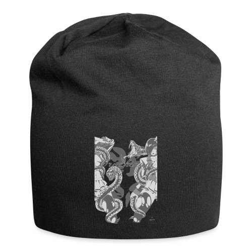 Bliss Yagami Grey - Bonnet en jersey