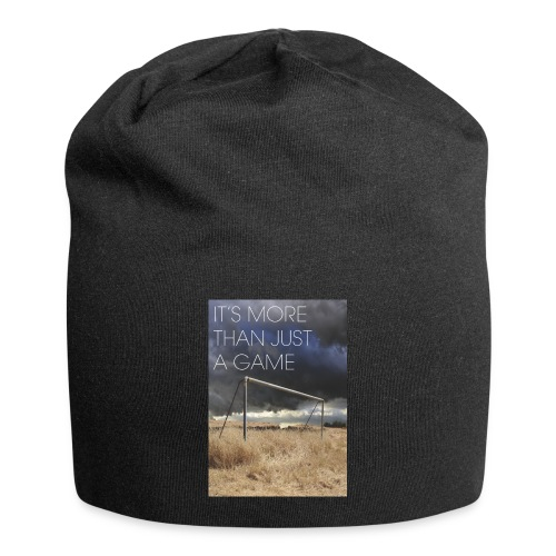 more - Jersey Beanie