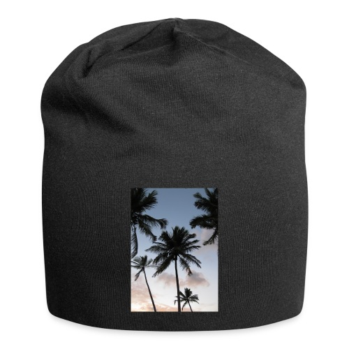 PALMTREES DOMINICAN REP. - Jersey-Beanie