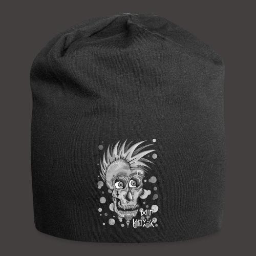 Autoportrait Noir et Blanc - Bonnet en jersey