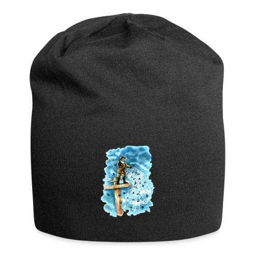 after the storm - Jersey Beanie