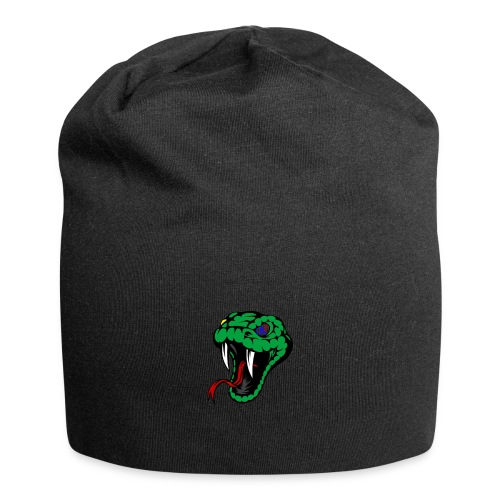 Snake collection - Beanie in jersey