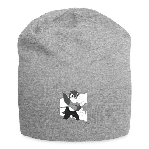 Le pingouin de Nice - Bonnet en jersey