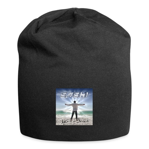 Life Is A Beach Cover - Jersey Beanie