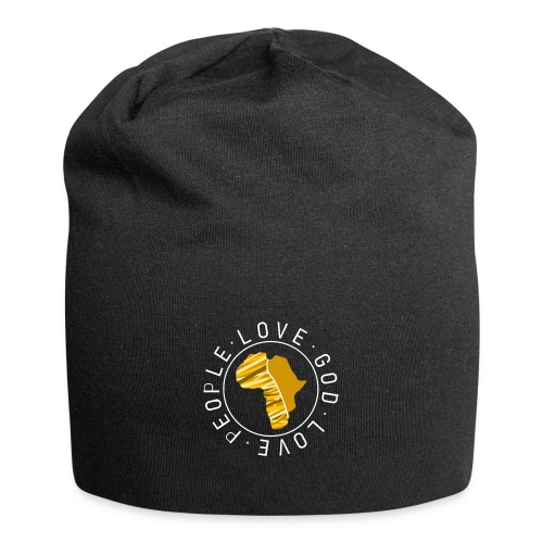 Africa circle - chest - Jersey-Beanie