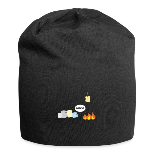 Marshmallow Witch - Beanie in jersey