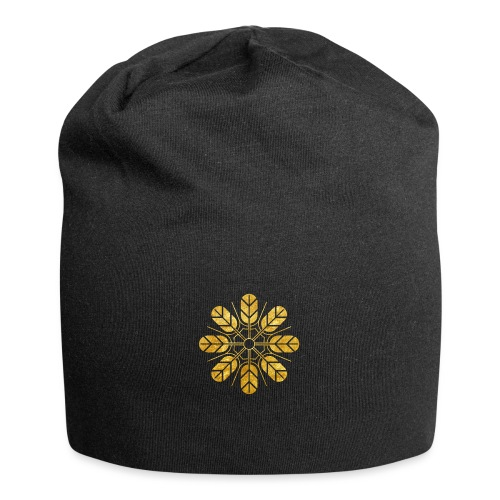 Inoue clan kamon in gold - Jersey Beanie