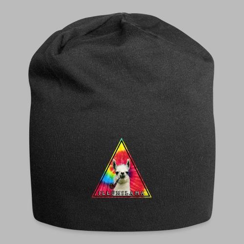 Illumilama logo T-shirt - Jersey Beanie