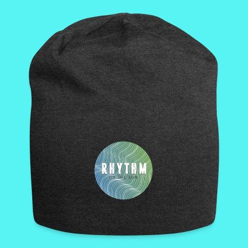 Rhythm On The Run Logo - Jersey Beanie