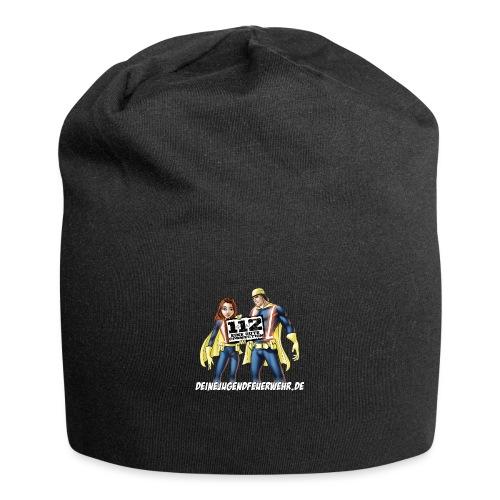 Superhelden & Logo - Jersey-Beanie