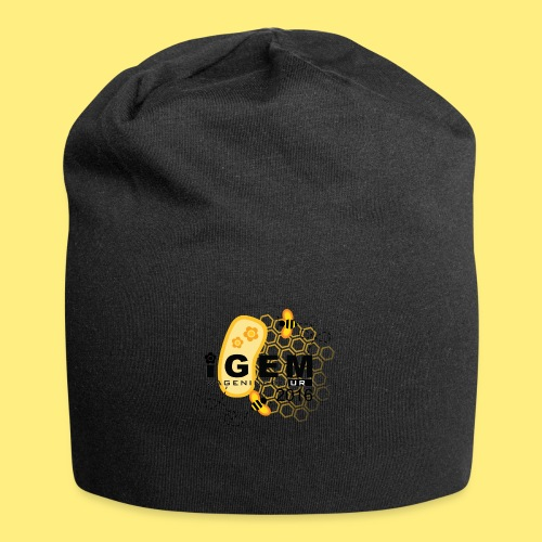 Logo - shirt men - Jersey-Beanie