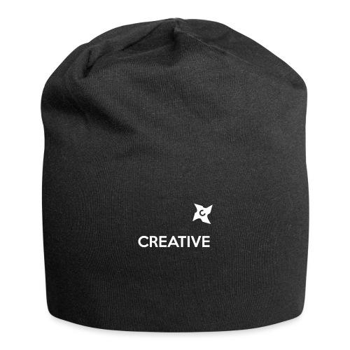 Creative long urban shirt - Jersey-Beanie