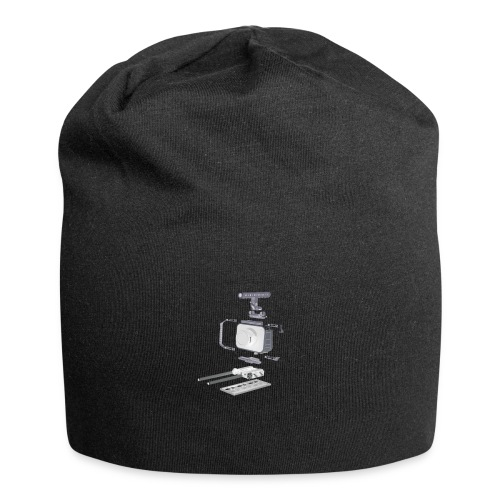 VivoDigitale t-shirt - Blackmagic - Beanie in jersey