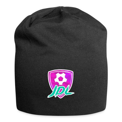 Logotipo del canal de JDL - Gorro holgado de tela de jersey