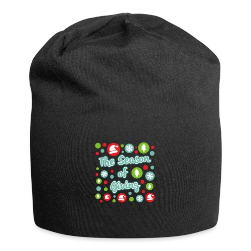 The Season of Giving - Jersey Beanie