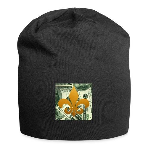 DonBehavior's fleur de lis - Jersey Beanie