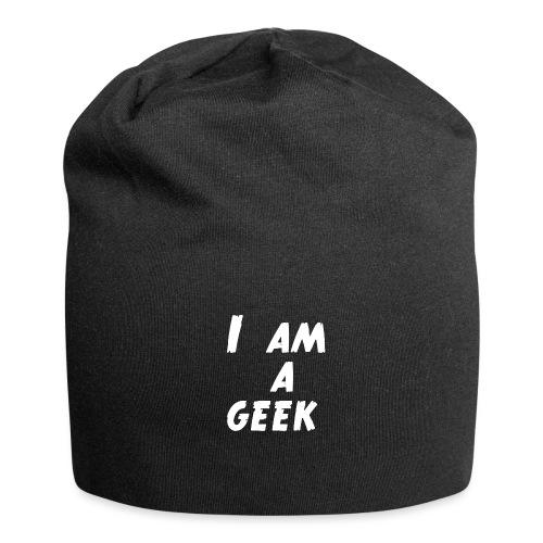 GEEK - Bonnet en jersey