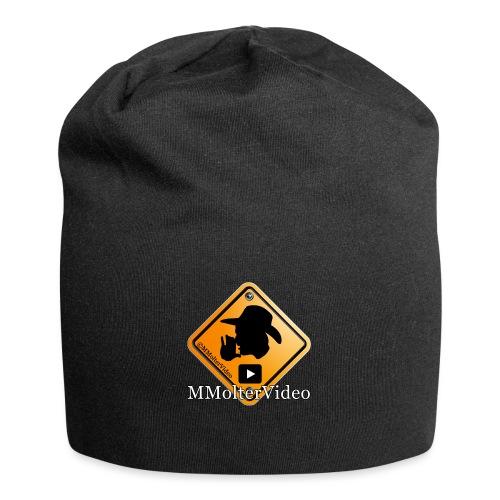 Logo MMolterVideo - Jersey-Beanie