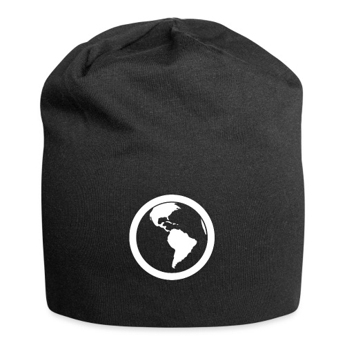 Earth - Beanie in jersey