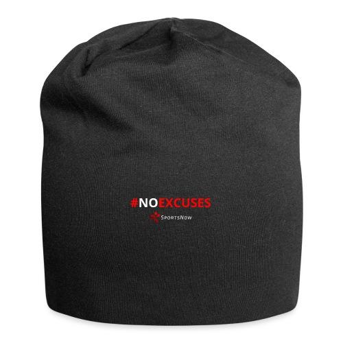 #NoExcuses - Jersey-Beanie