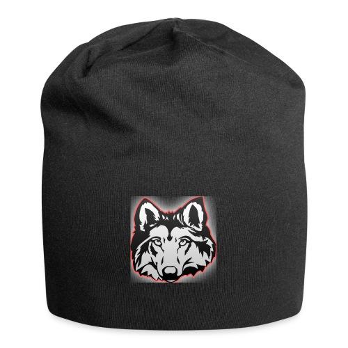 Wolfie (Red) - Jersey Beanie