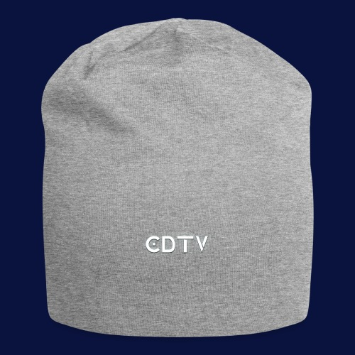 CDTV Hat Logo - Jersey Beanie