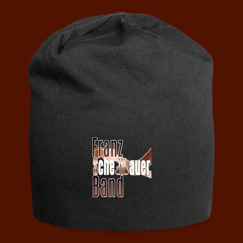 FSB logo brown - Jersey Beanie