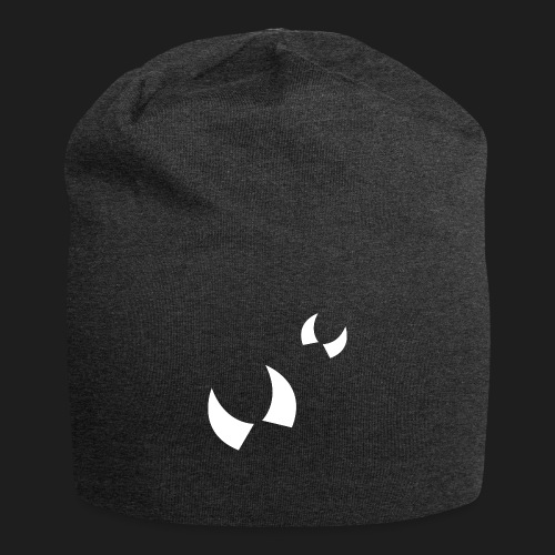 BEETROOTS MASK - Beanie in jersey