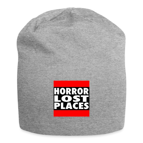 Horror Lost Places - Jersey-Beanie