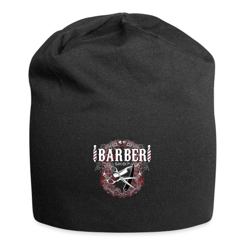 Barber Shop_03 - Beanie in jersey