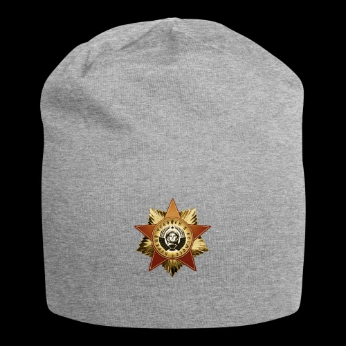 Cosmonaut Medal - Jersey Beanie