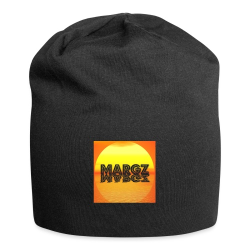 Sunset over Margz - Jersey Beanie