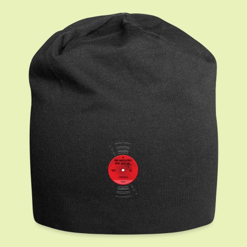 Record label - Jersey-Beanie