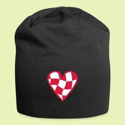 Brabant hart - Jersey-Beanie
