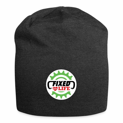 fixed love life - Beanie in jersey
