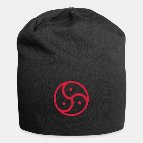 Triskelion / Triskele single-color - Jersey-Beanie