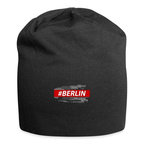 Hashtag Berlin - Jersey-Beanie